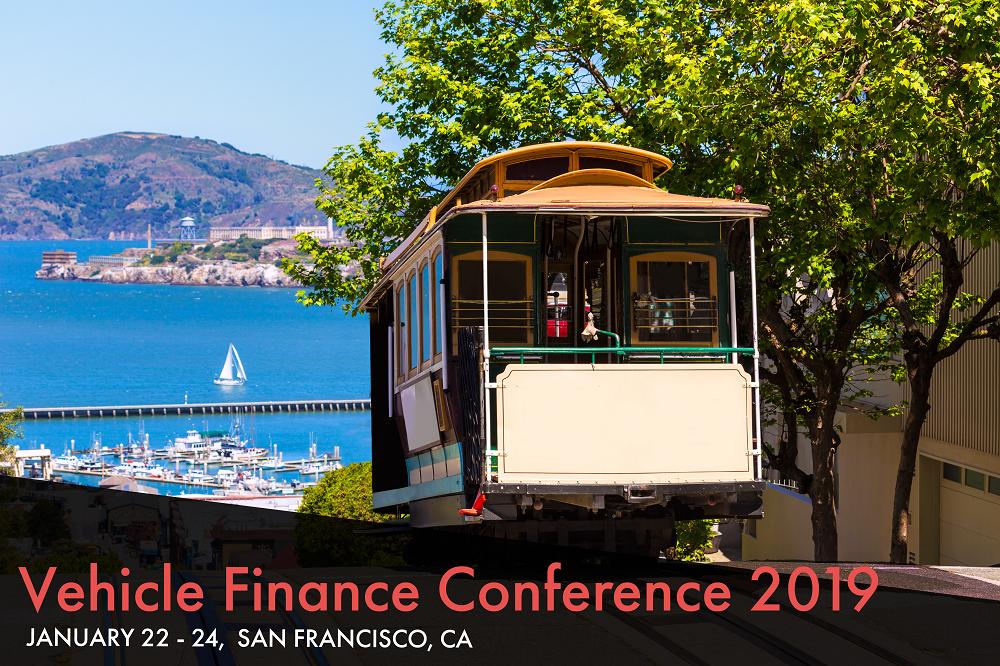 AFSA Vehicle Finance 2019